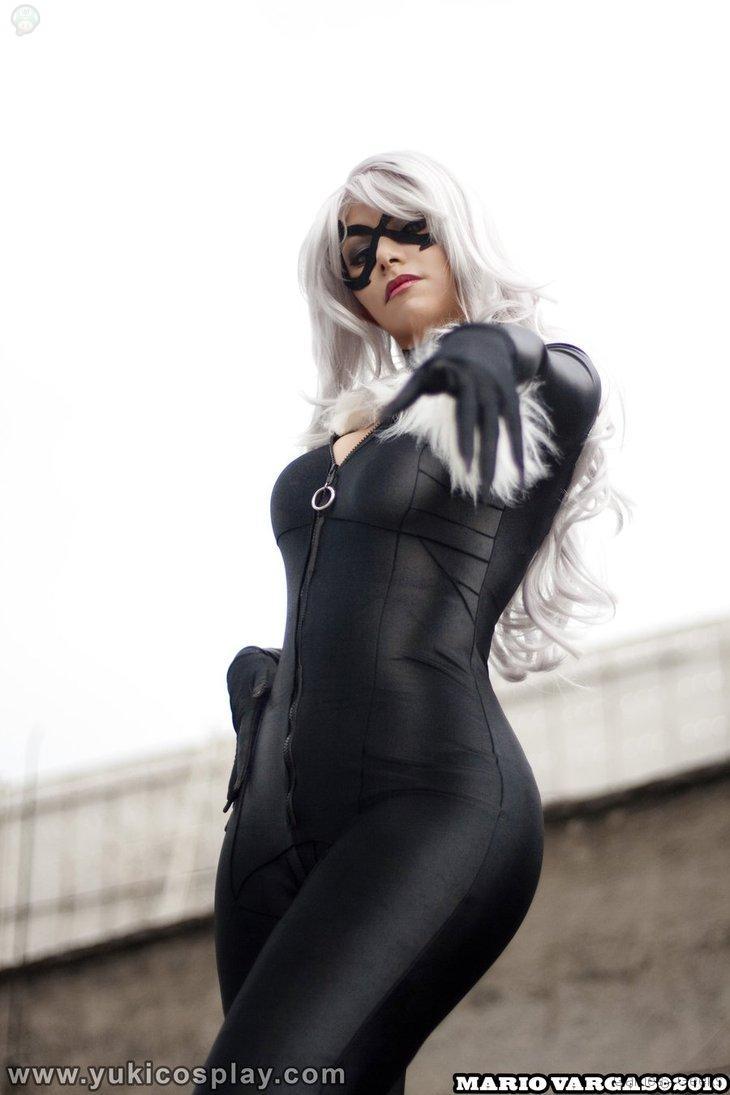 Black_Cat_Cosplay___Choose_you_by_Yukilefay Cosplay - Black Cat #43