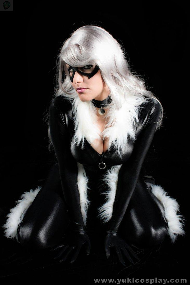 Spiderman__BlackCat_Cosplay_by_Yukilefay Cosplay - Black Cat #43