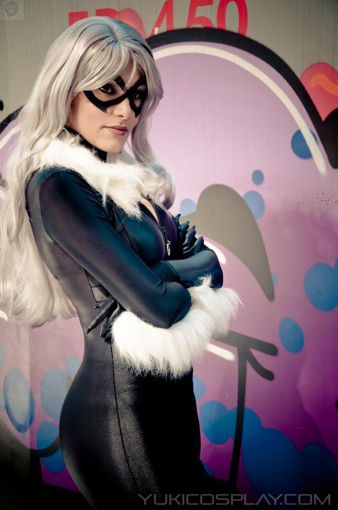 black_cat_cosplay__spiderman_by_yukilefay-d5n4br9 Cosplay - Black Cat #43