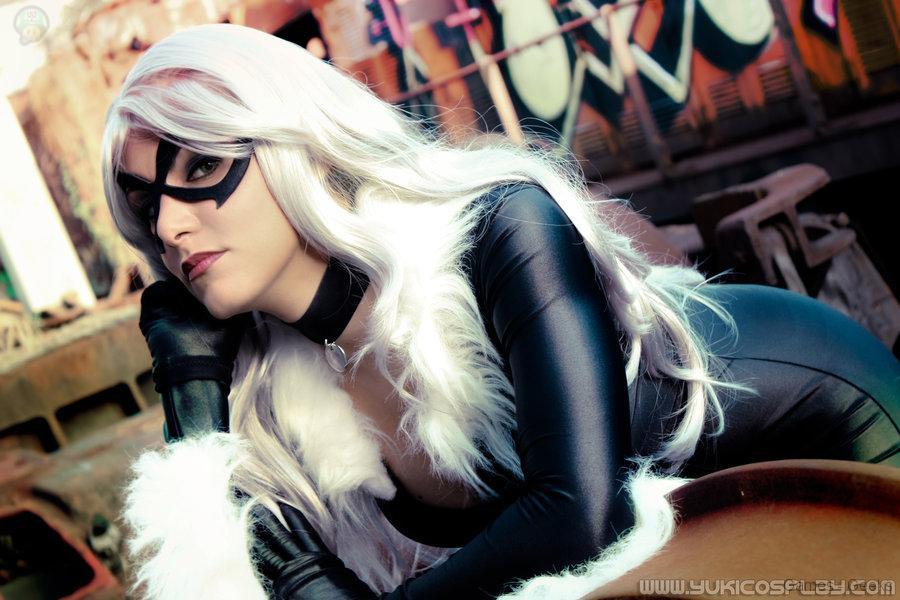 blackcat___spiderman_cosplay_2_by_yukilefay-d4duq4g Cosplay - Black Cat #43