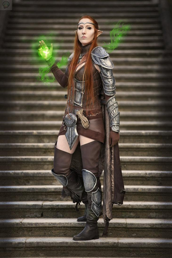 the_elder_scrolls_online_cosplay_by_emilyrosa-d8fgrlq Cosplay - The Elder Scrolls #46