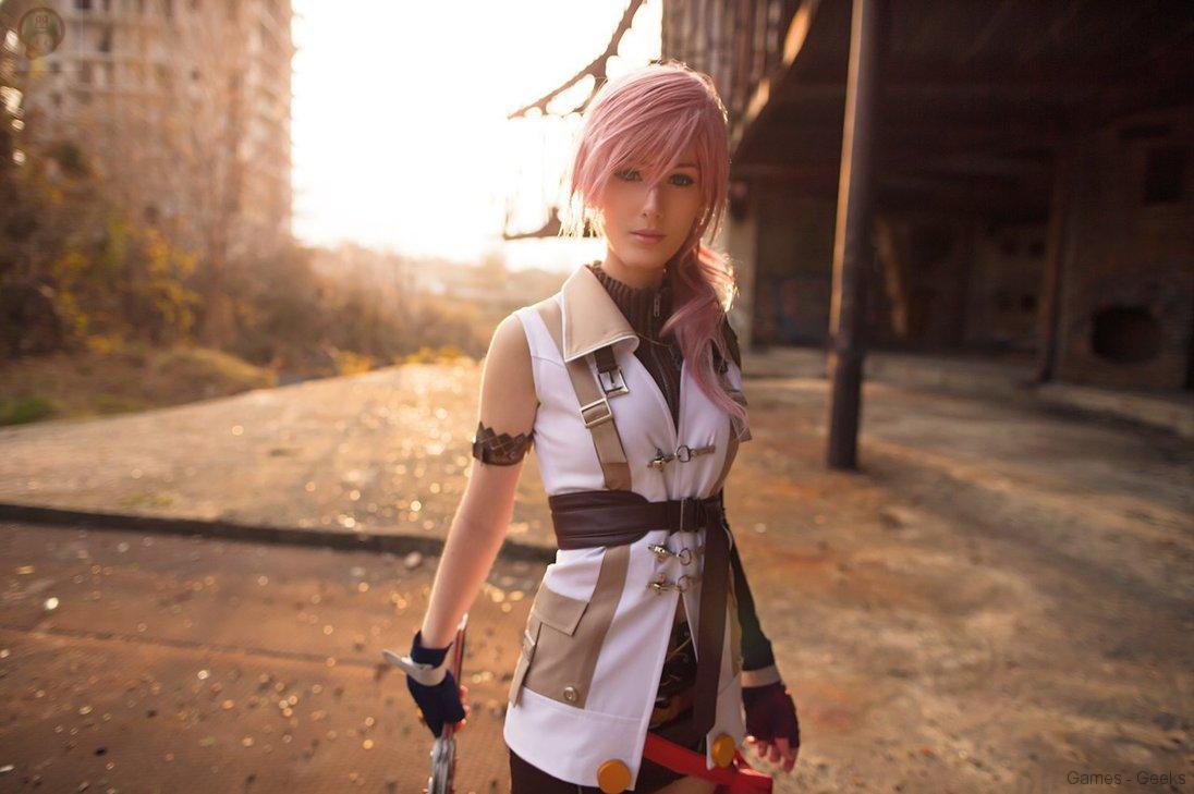 lightning_by_lanatemirova-d8j1wou-1 Cosplay - Lightning - Final Fantasy #57