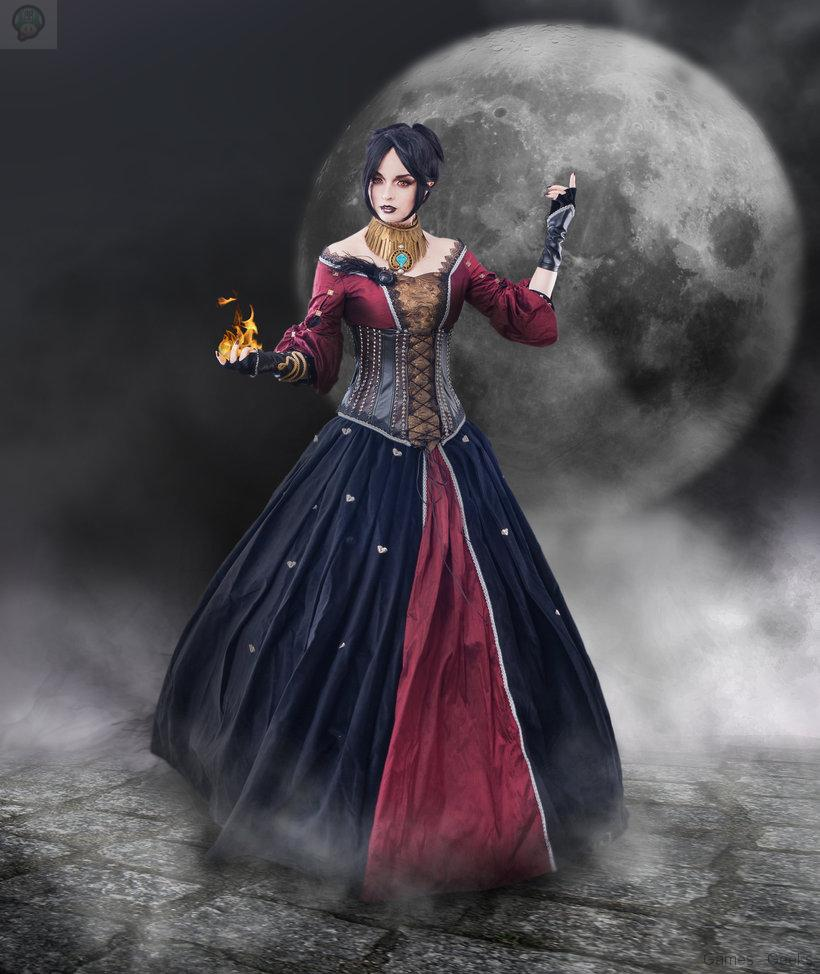 moonlight_waltz_by_ferasha-d8hctj9 Cosplay - Morrigan #58