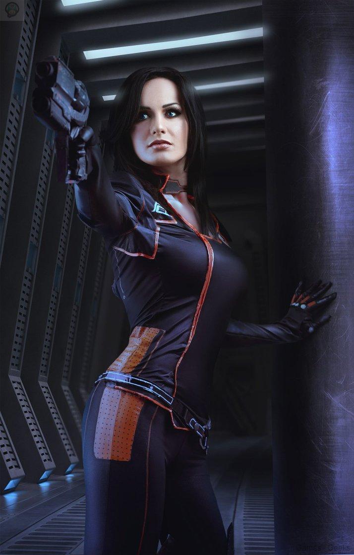 shooting_by_hannuki-d74c69k Cosplay - Mass Effect - Miranda #60