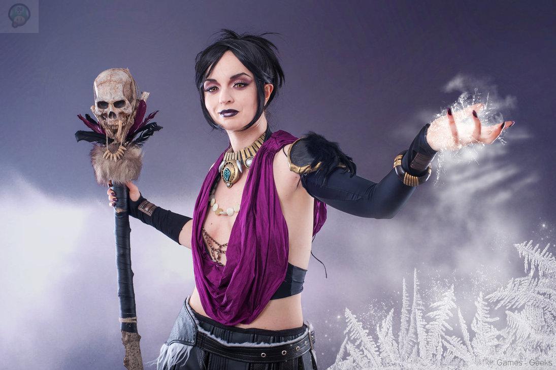 winter_s_grasp__b_tch_please__by_ferasha-d8hcsfn Cosplay - Morrigan #58
