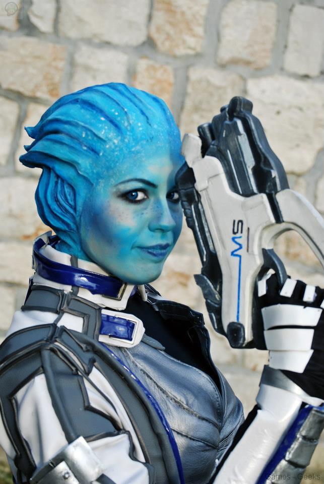66119_134655176704039_2037435922_n Cosplay - Mass Effect - Liara #62
