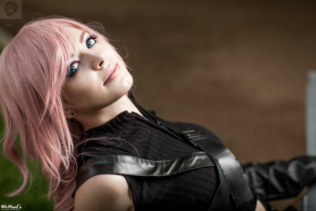 blue_eyes_by_puppetsfall-d6jo67c Cosplay - Final Fantasy - Lightning #61