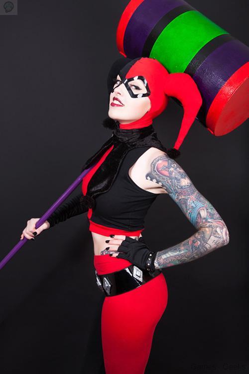 harley-quinn-cosplay-12 Cosplay - Harley Quinn  #72
