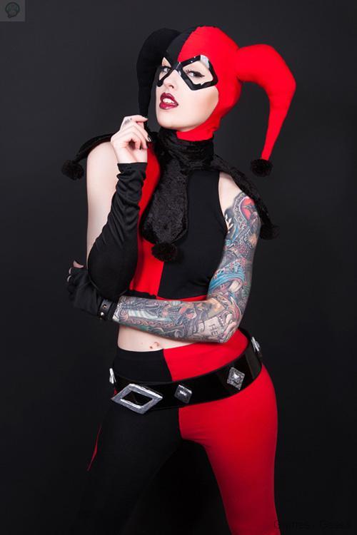 harley-quinn-cosplay-14 Cosplay - Harley Quinn  #72
