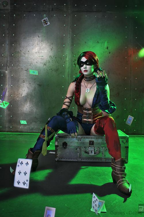injustice_harley_quinn_cosplay_02 Cosplay - Injustice: Gods Among Us - Harley Quinn #69
