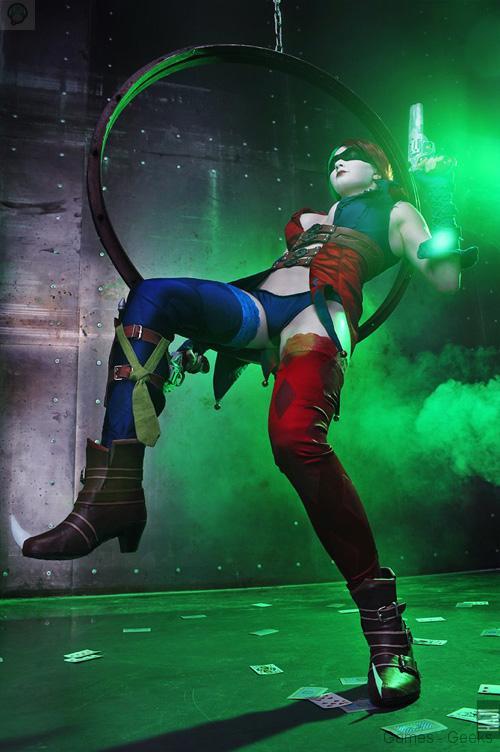 injustice_harley_quinn_cosplay_03 Cosplay - Injustice: Gods Among Us - Harley Quinn #69