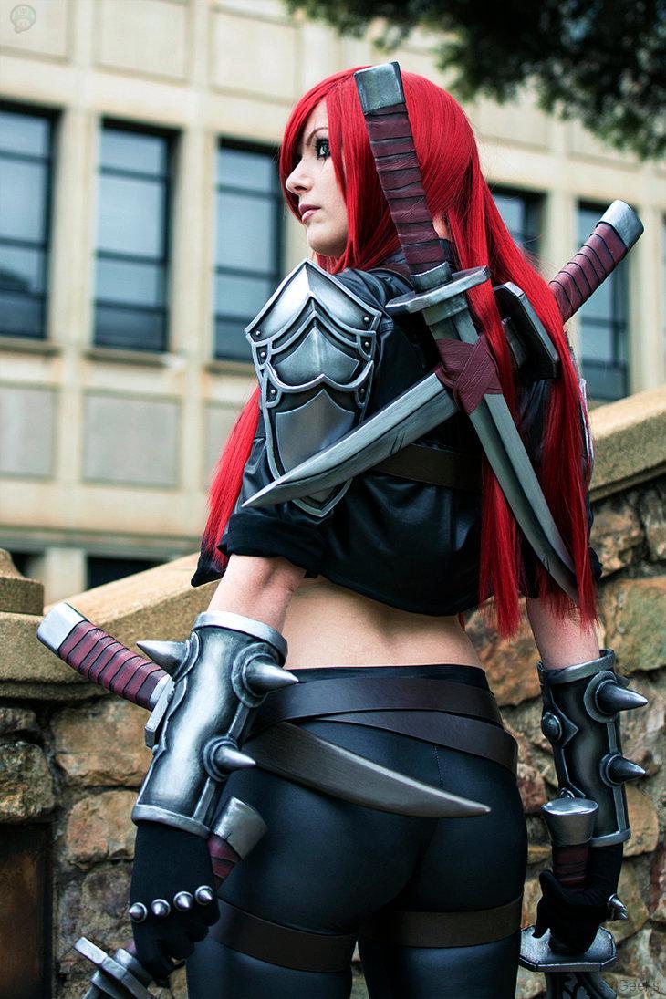 katarina_du_couteau_10_by_kinpatsu_cosplay-d8a93b9 Cosplay - Katarina #77
