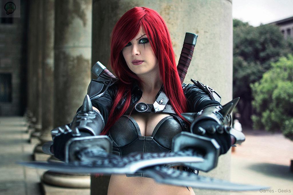 katarina_du_couteau_11_by_kinpatsu_cosplay-d8aa8yl Cosplay - Katarina #77