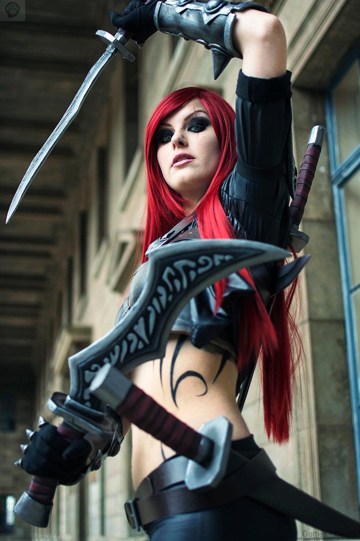 katarina_du_couteau_5_by_kinpatsu_cosplay-d89sb7l Cosplay - Katarina #77