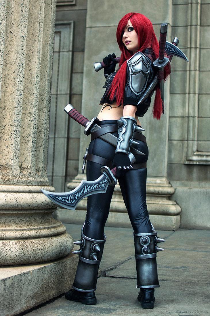 katarina_du_couteau_8_by_kinpatsu_cosplay-d8a2a2z Cosplay - Katarina #77