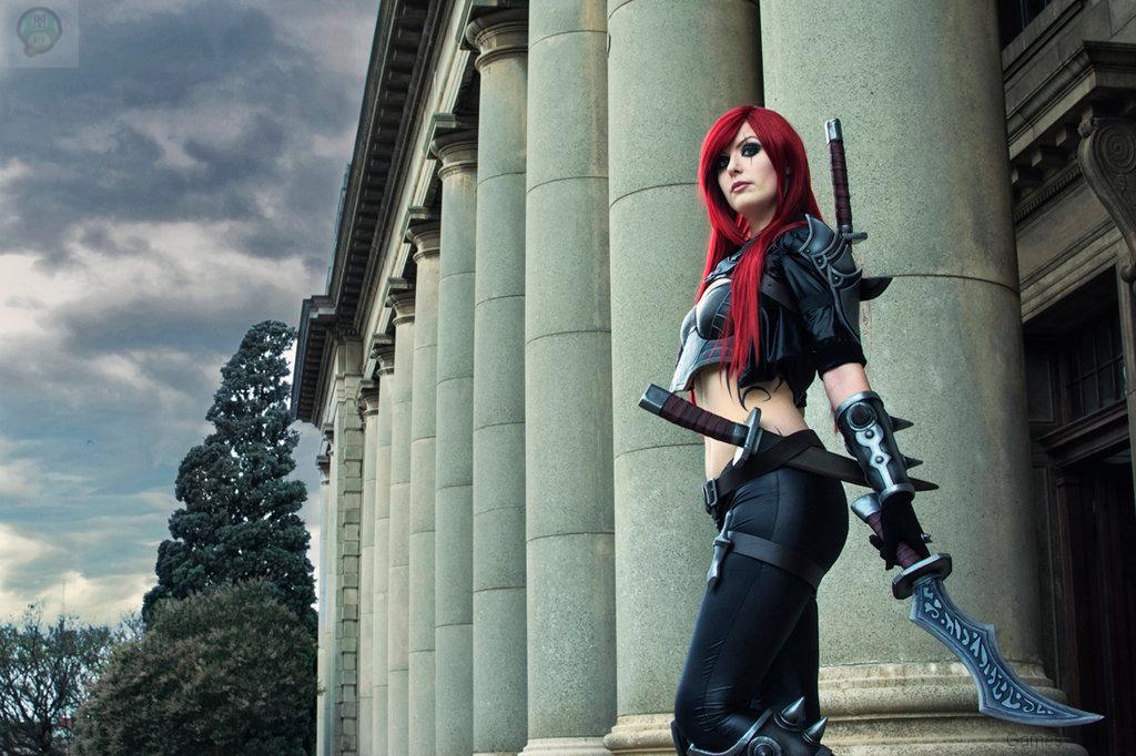 katarina_du_couteau_by_kinpatsu_cosplay-d89gbu5 Cosplay - Katarina #77