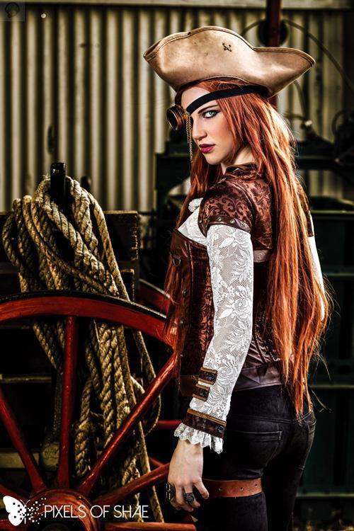 Cosplay steampunk pirate 74 - Steampunk style vestimentaire ...