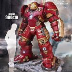 Avengers-Age-of-Ultron-Iron-Man-Hulk-Buster-1-1-Scale-Life-Size-Light-Up-Statue-150x150 [MAJ] Deux