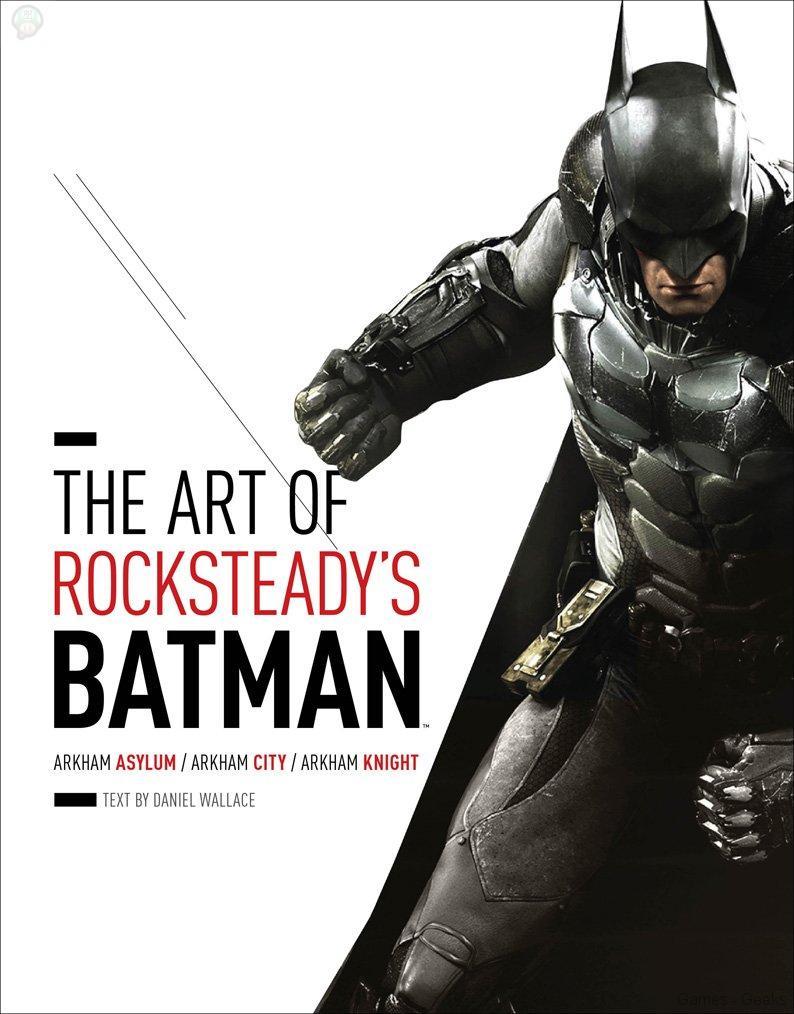 615B5dS1nPL [préco] Un peu de lecture pour Batman Arkham Knight
