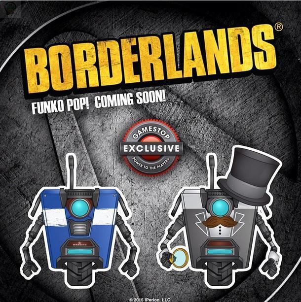 Borderlands2 Figurine Funko chez Borderlands