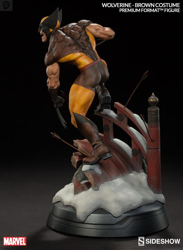 Classroom Game Design Paul Andersen At Tedxbozeman ~ Sideshow figurine wolverine cm