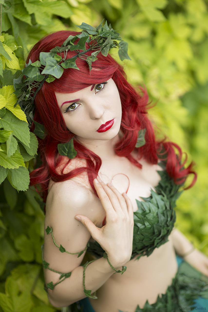 tumblr_nr7nnbrIrY1uqca9co1_1280 Cosplay - Poison Ivy #86