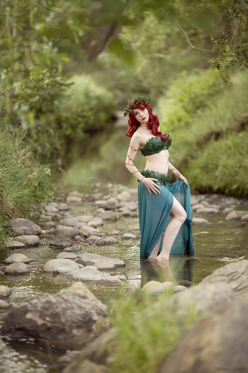 tumblr_nr7nnbrIrY1uqca9co3_r1_1280 Cosplay - Poison Ivy #86