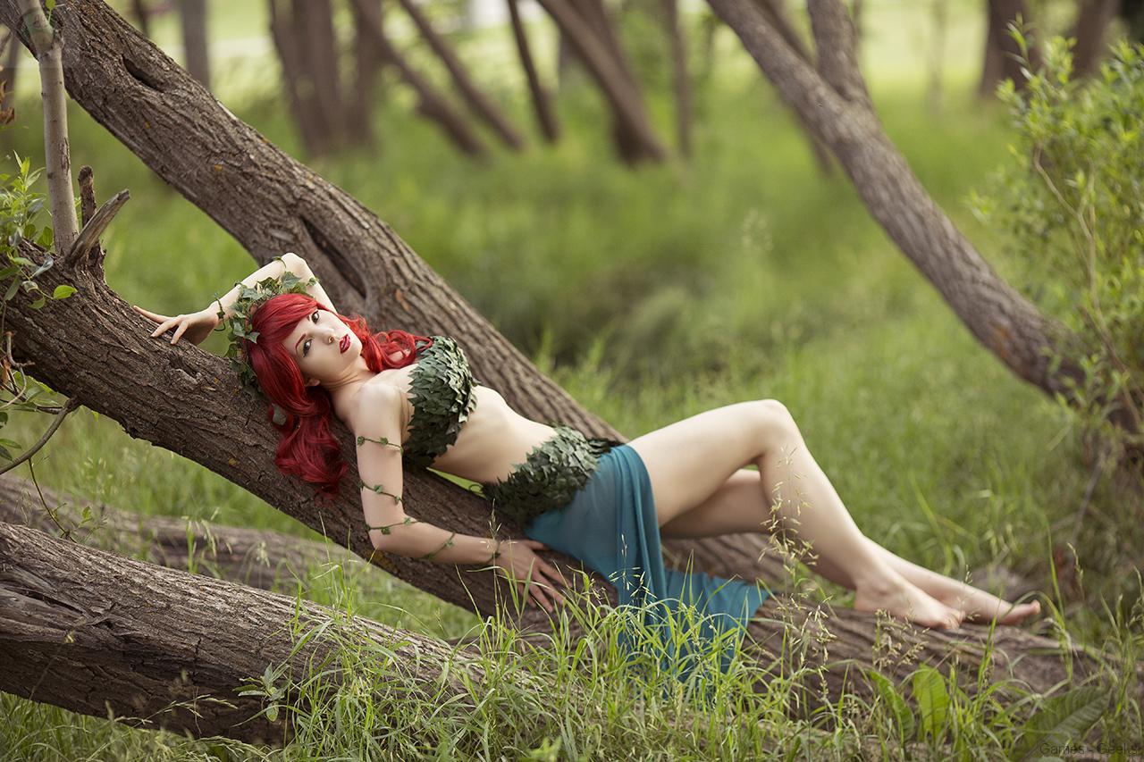 tumblr_nr7nnbrIrY1uqca9co4_r1_1280 Cosplay - Poison Ivy #86