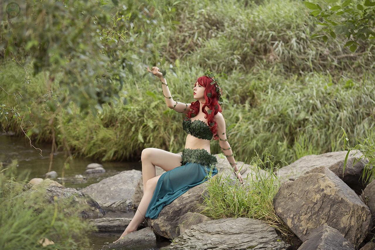 tumblr_nr7nnbrIrY1uqca9co9_r1_1280 Cosplay - Poison Ivy #86