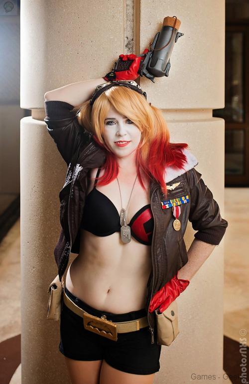 bombshell-harley-quinn-cosplay-04 Cosplay - Harley Quinn #93