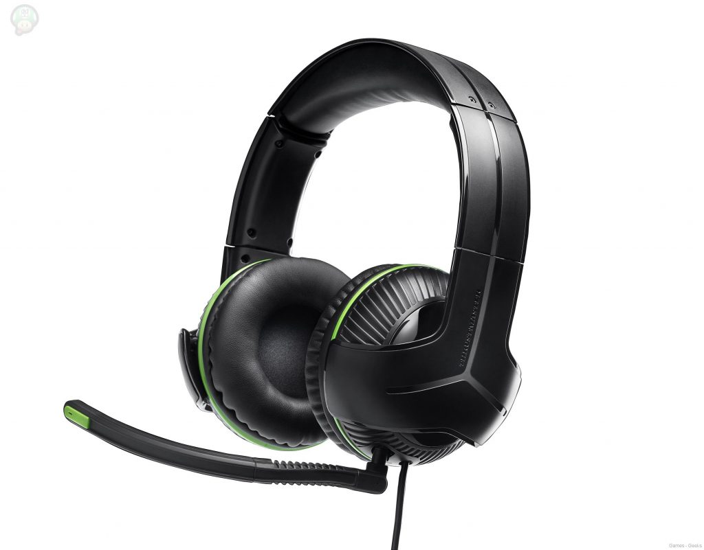 Y300X-1024x801 Y-300X: Le casque gaming de Thrustmaster sous licence officielle Xbox One