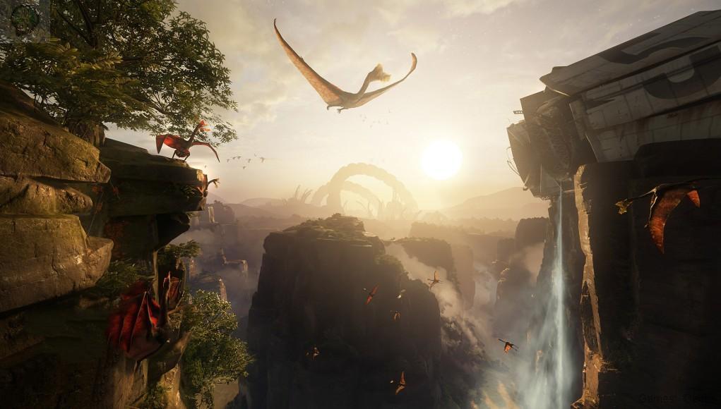 back-to-dinosaur-island-2-robinson-the-journey-prototype-e3-2015-1-1021x580 Robinson : The journey - Playstation VR