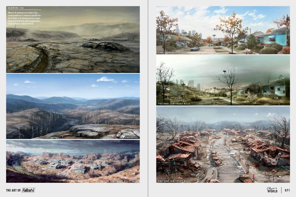 Fallout4_Multi_Div_011-1024x682 Artbook - The Art of Fallout 4 - Dark Horse