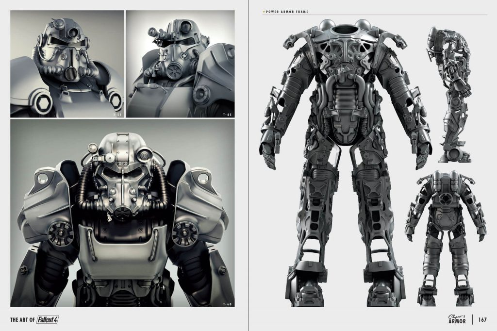 Fallout4_Multi_Div_016-1024x682 Artbook - The Art of Fallout 4 - Dark Horse