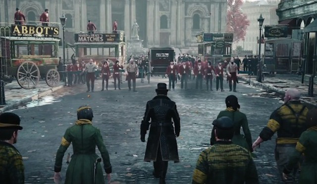 assassins-creed-syndicate Test - ASSASSIN'S CREED SYNDICATE - PS4