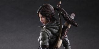Play Arts Kai Rise of the Tomb Raider