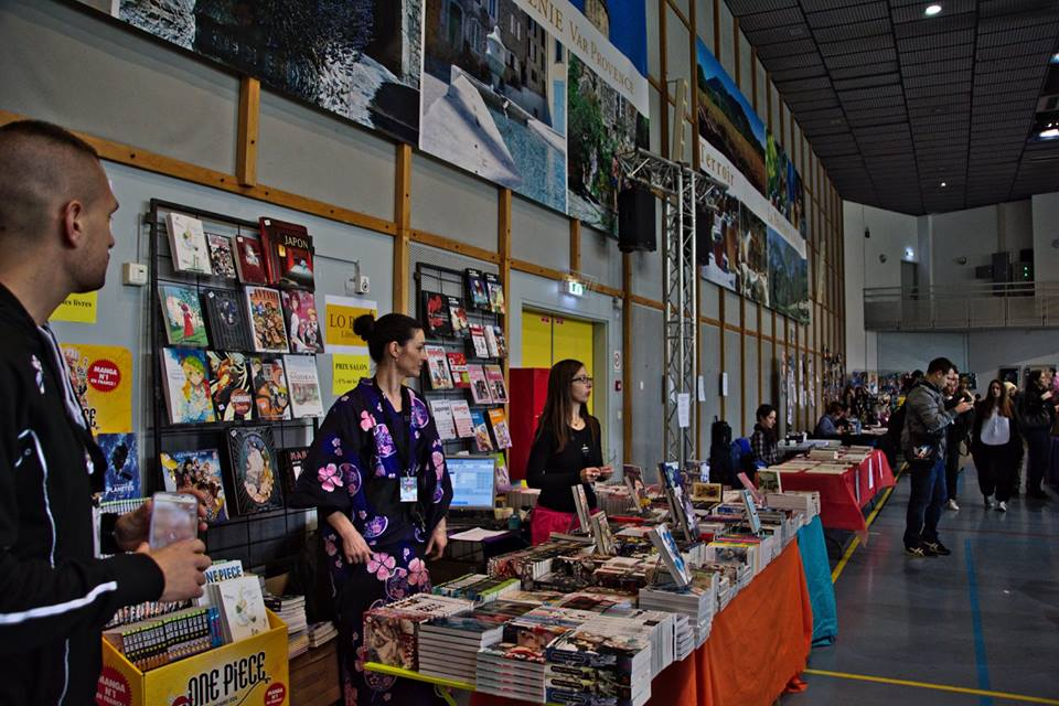 12573809_816126748515852_8655877077729910601_n Salon du manga - Draguignan - review