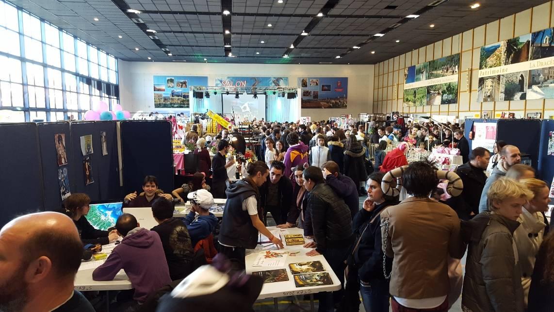 20160124_151230 Salon du manga - Draguignan - review