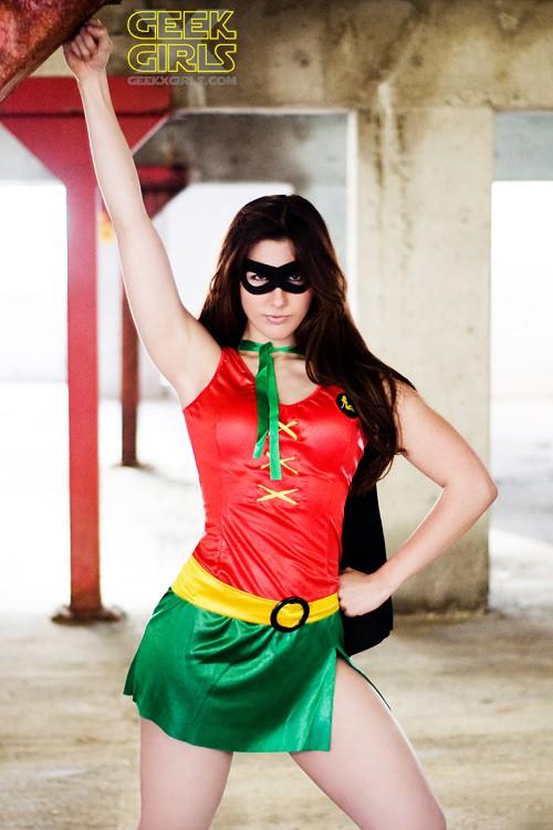 robin01 Cosplay - Robin sans Batman #102