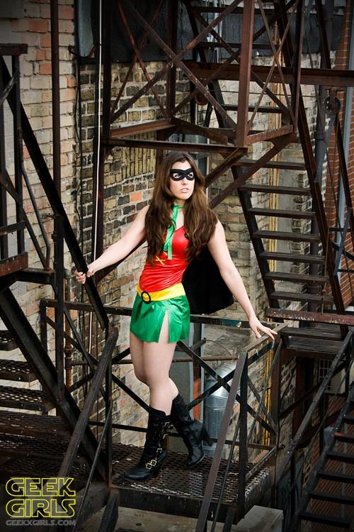 robin09 Cosplay - Robin sans Batman #102