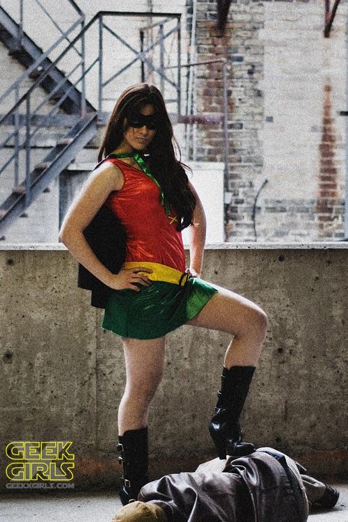robin11 Cosplay - Robin sans Batman #102