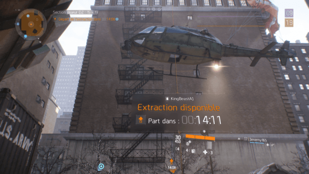 THE-DIVISION-Extraction-disponible-620x349 Test - The division - xbox one