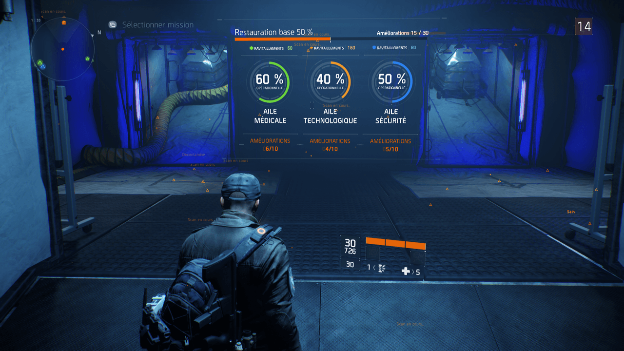 TOM-CLANCYS-THE-DIVISION Test - The division - xbox one