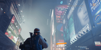 Test The Division xbox one