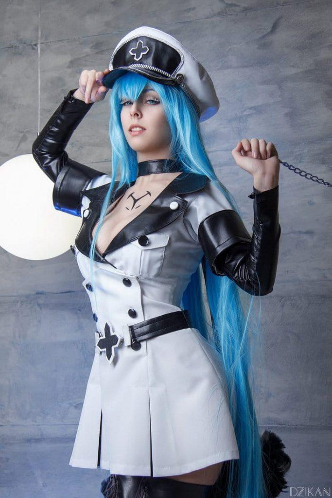 akame_ga_kill____esdeath_cosplay_by_disharmonica-d9ts4fw-683x1024 Cosplay - Esdeath #110