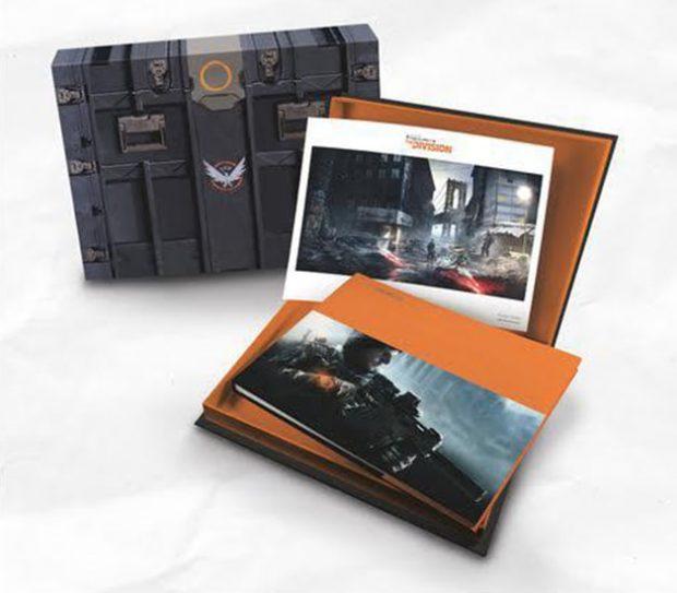 the-division-artbook-limité-620x543 The Division - L'artbook collector