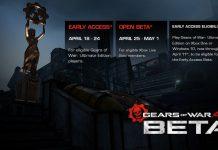 Gears of War4 - beta