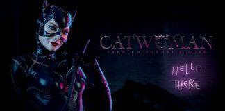 figurine catwoman