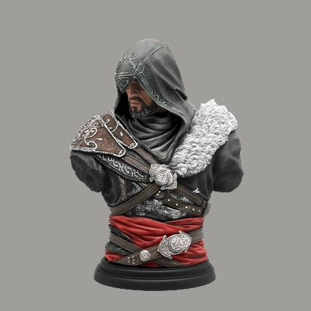 image010 Ubisoft dévoille de nouvelles figurines pour Assassin's Creed