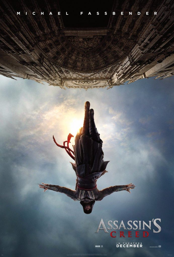 Assassins-Creed-Movie-Poster-692x1024 Assassin's Creed - Premiere bande annonce